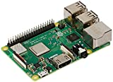 Raspberry 1373331 Pi 3 Modell B+ Mainboard, 1 GB