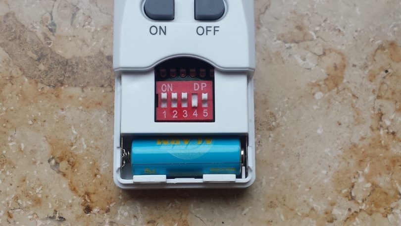 433 MHz Handsender