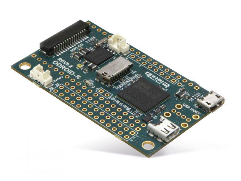 Odroid-W: Raspberry Pi im Kleinformat