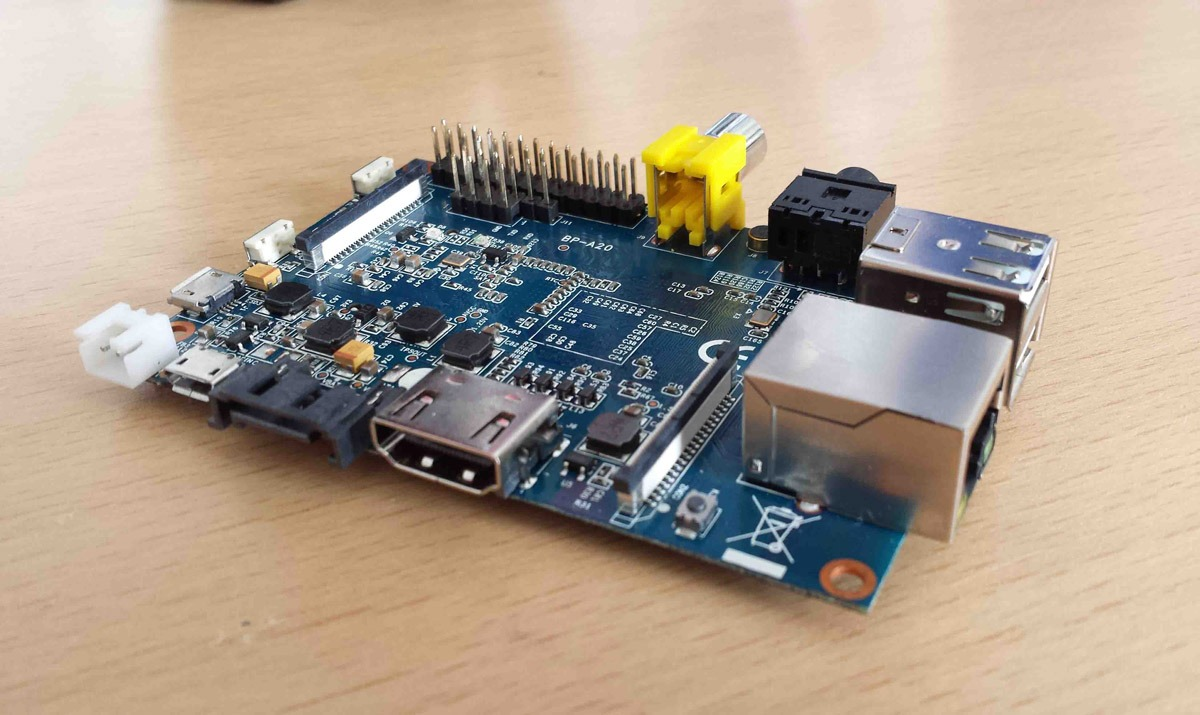 Banana Pi: Eine leistungsstarke Raspberry Pi Alternative