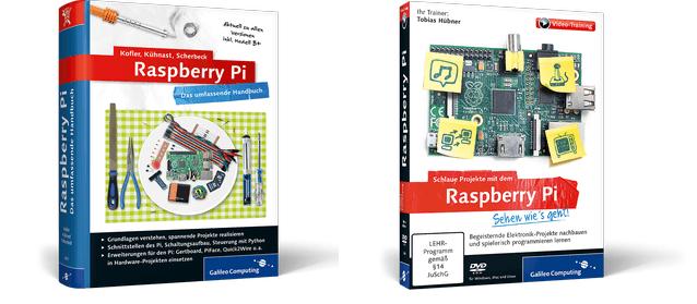 Raspberry Pi: Das umfassende Handbuch und Video Training + Gewinnspiel