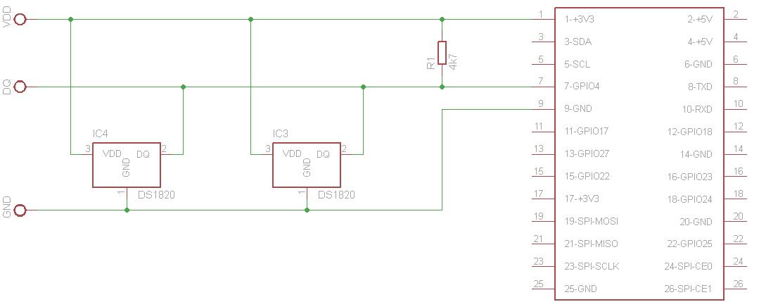 Awesome Banana Pi 1 Wire Temperatursensor Ds1820 Ansteuern Wiring Digital Resources Dimetprontobusorg