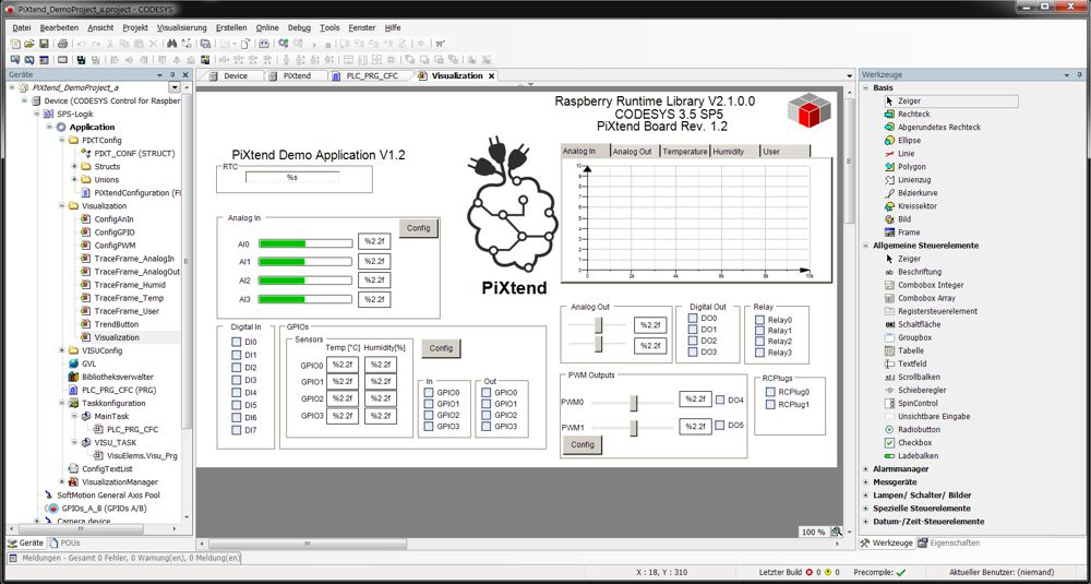 Codesys-control-for-raspberry-pi-demo : Pursued : A True Story of