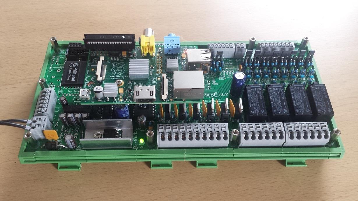 PiXtend Basic Bausatz
