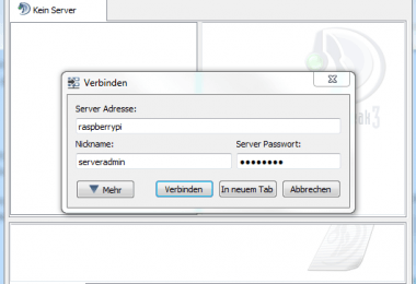 Teamspeak Server verbinden