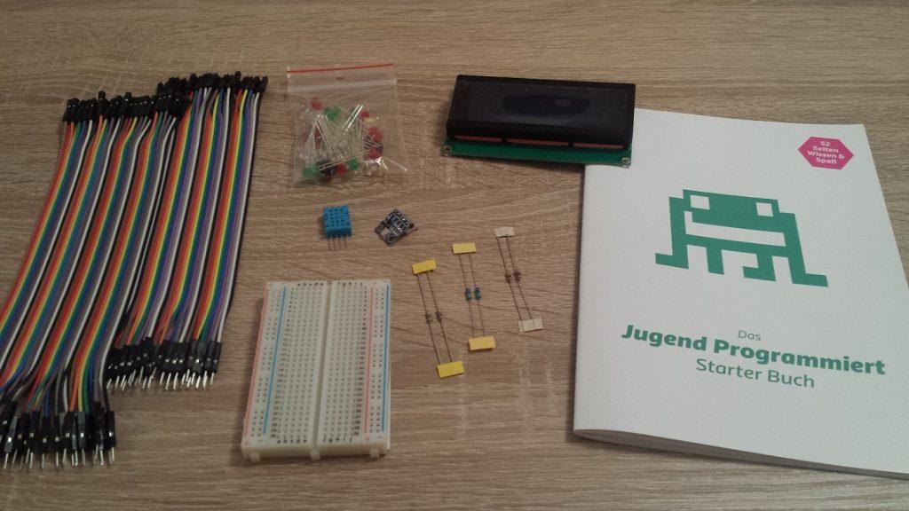 Jugend Programmiert Starter Kit