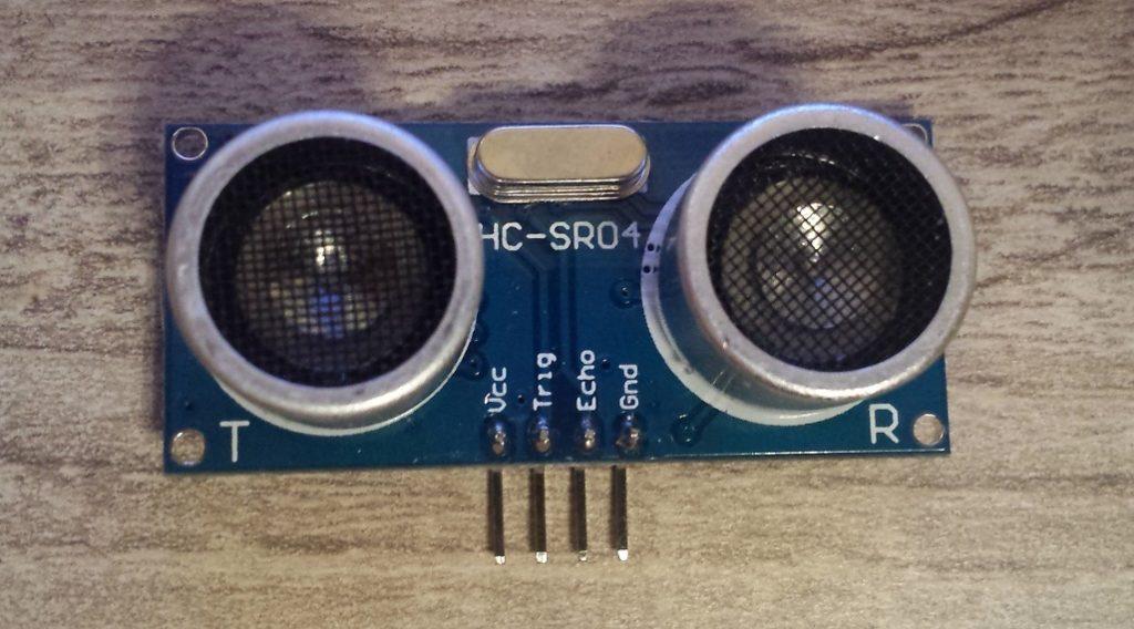 Ultraschallsensor HC-SR04