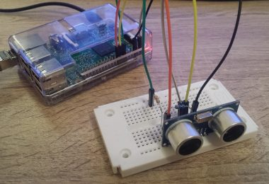 Raspberry Pi Ultraschallsensor