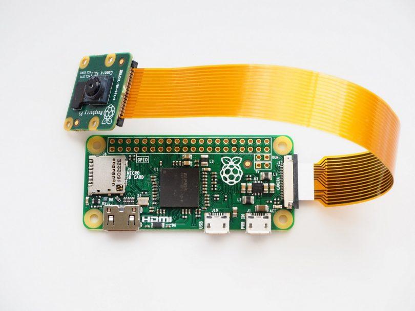 Raspberry Pi Zero 1.3 (Bild: raspberrypi.org)