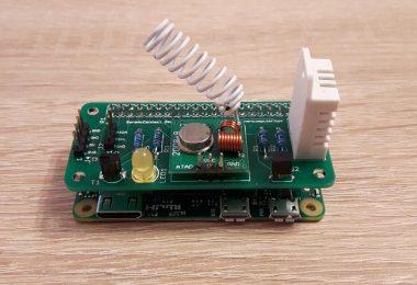 Raspberry Pi SensorConnect Zero