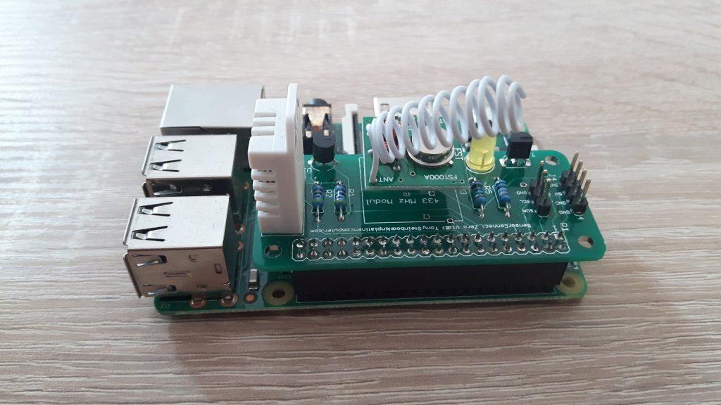SensorConnect Zero