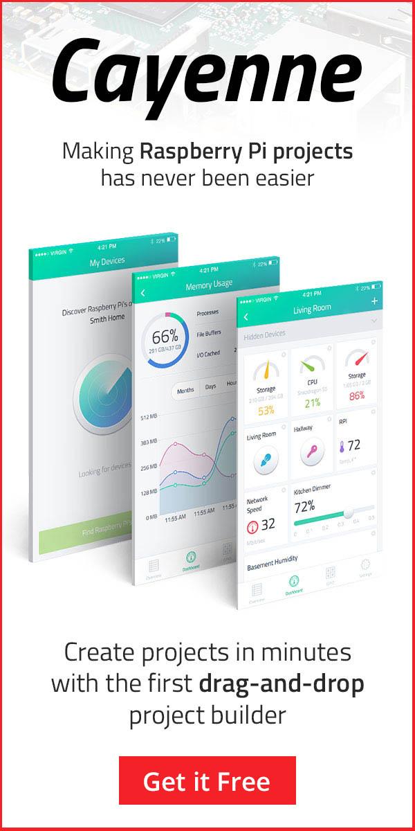 Cayenne IoT Ad on EinplatinenComputer 300x600_01@2x