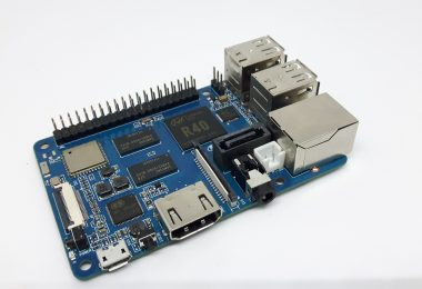 Banana Pi M2 Berry: Gigabit-Ethernet, SATA und Raspberry Pi kompatibel