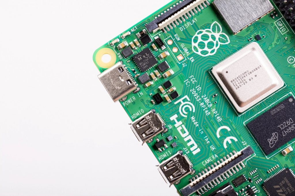 Raspberry Pi 4 8GB Power Supply (Bild: Raspberry Pi Foundation)
