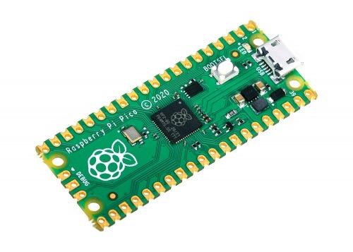 Raspberry Pi Pico (Bild: raspberrypi.org)